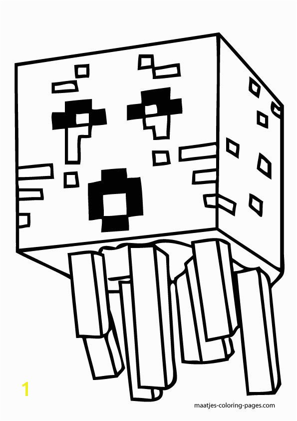 Printable Minecraft Coloring Pages Minecraft Coloring Pages Coloring Pages Pinterest