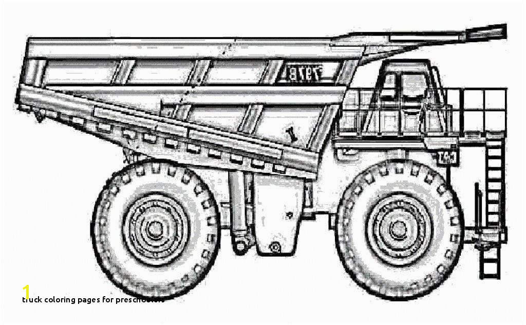 Truck Coloring Pages for Preschoolers 36 New Monster Trucks Printable Coloring Pages Gallery