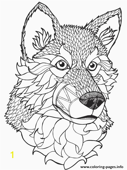 Free Printable Wolf Luxury S S Media Cache Ak0 Pinimg 736x Af 0d 99 for Coloring
