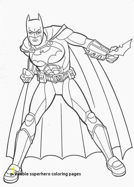 Printable Superhero Coloring Pages 15 Luxury Spiderman Coloring Pages