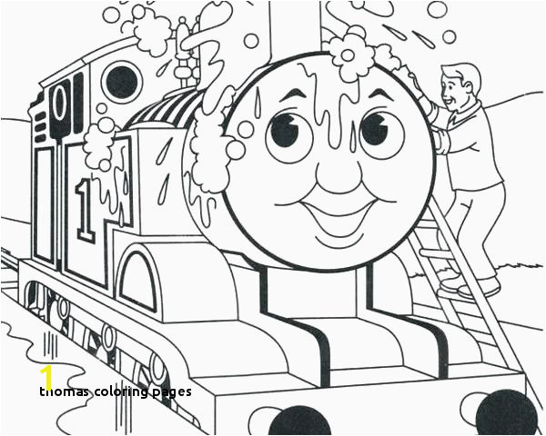 Thomas Coloring Pages Thomas the Train Coloring Pages Unique Outstanding Thomas Coloring