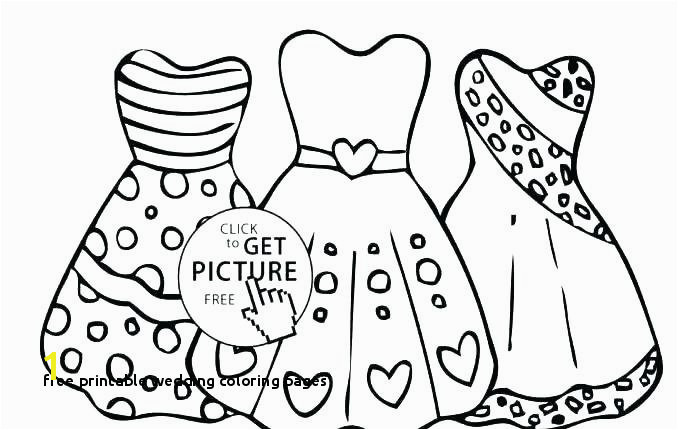 Free Printable Wedding Coloring Pages Barbie Print Out Coloring Pages for Free Printable Girls and Ken