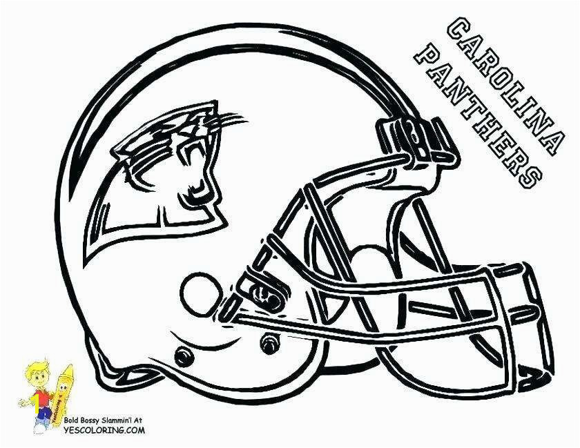 Professional Football Player Coloring Pages Nfl Football Coloring Pages Luxury Nfl Helmets Coloring Pages Luxury