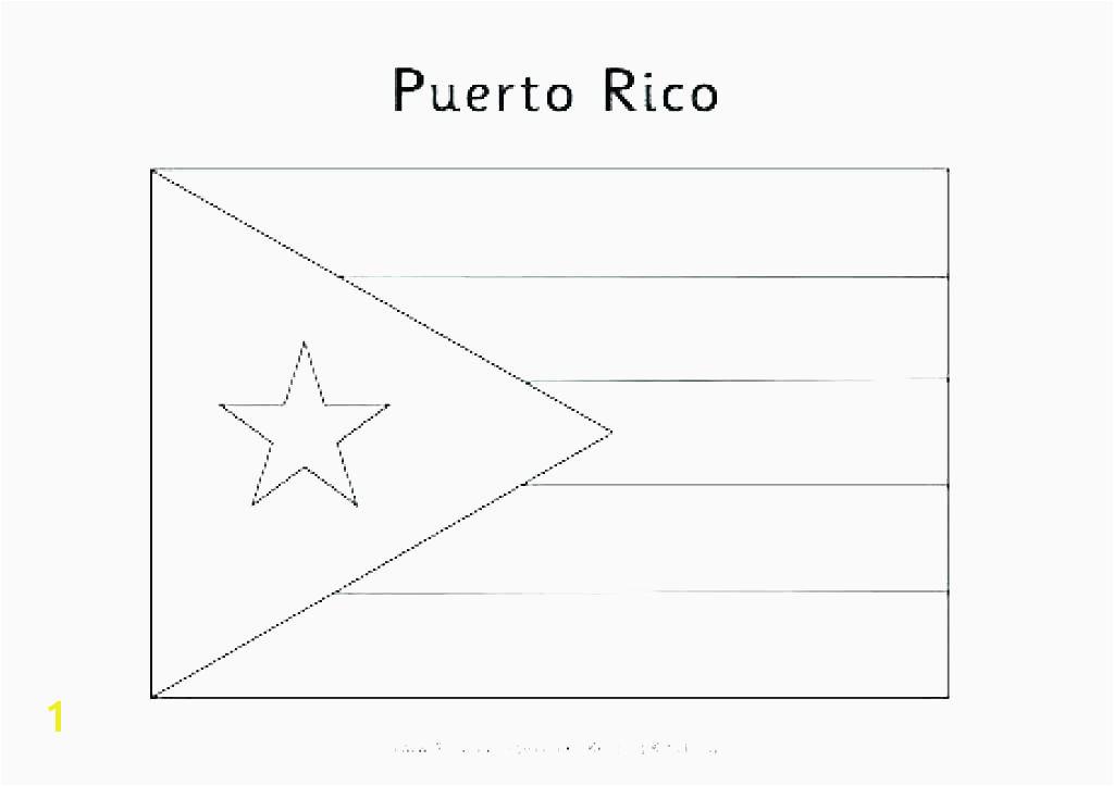 Puerto Rico Flag Coloring Page Elegant Puerto Rico Coloring Page 18 New Puerto Rico Flag