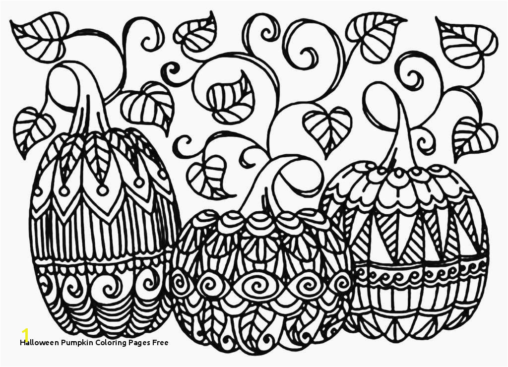 Pumpkin Coloring Pages Elegant Halloween Pumpkin Coloring Pages Free How to Draw A Pumpkin Lovely