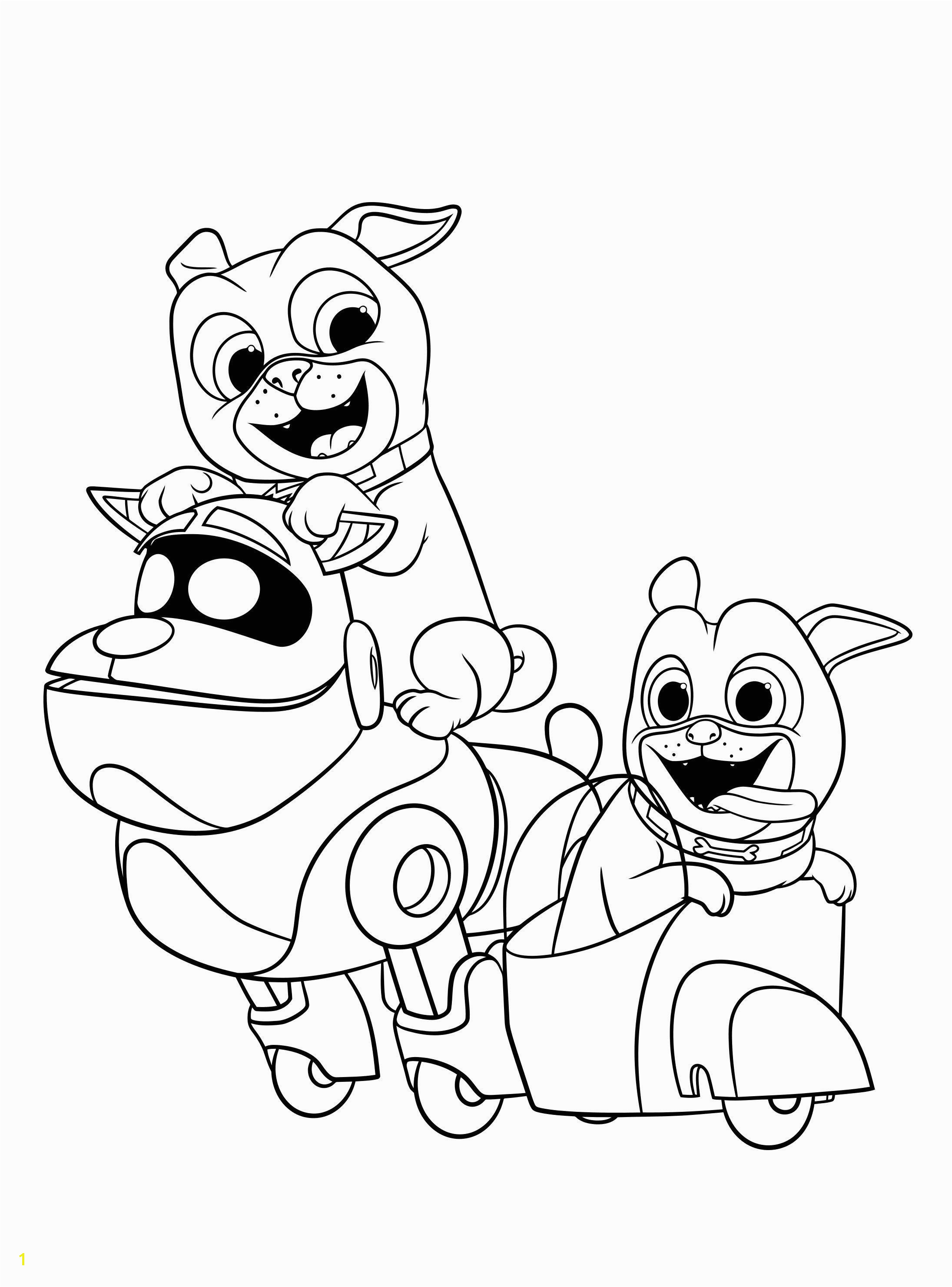 Puppy Dog Pals Printable Coloring Pages Puppy Dog Pals Coloring Pages – Through the Thousands Of Photos On