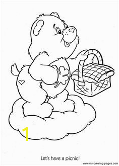 Rainbow Care Bear Coloring Page 242 Best Crafty 80 S Care Bears Coloring Images On Pinterest