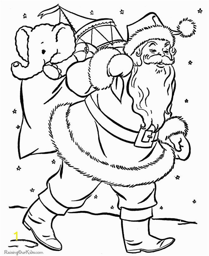 Raising Our Kids Com Coloring Pages Free Printable Christmas Coloring Pages for Kids