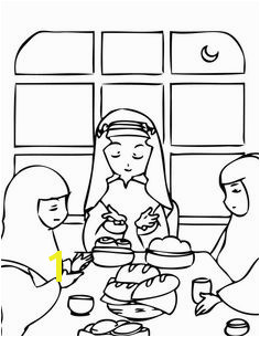 Ramadan Coloring Pages For Kids
