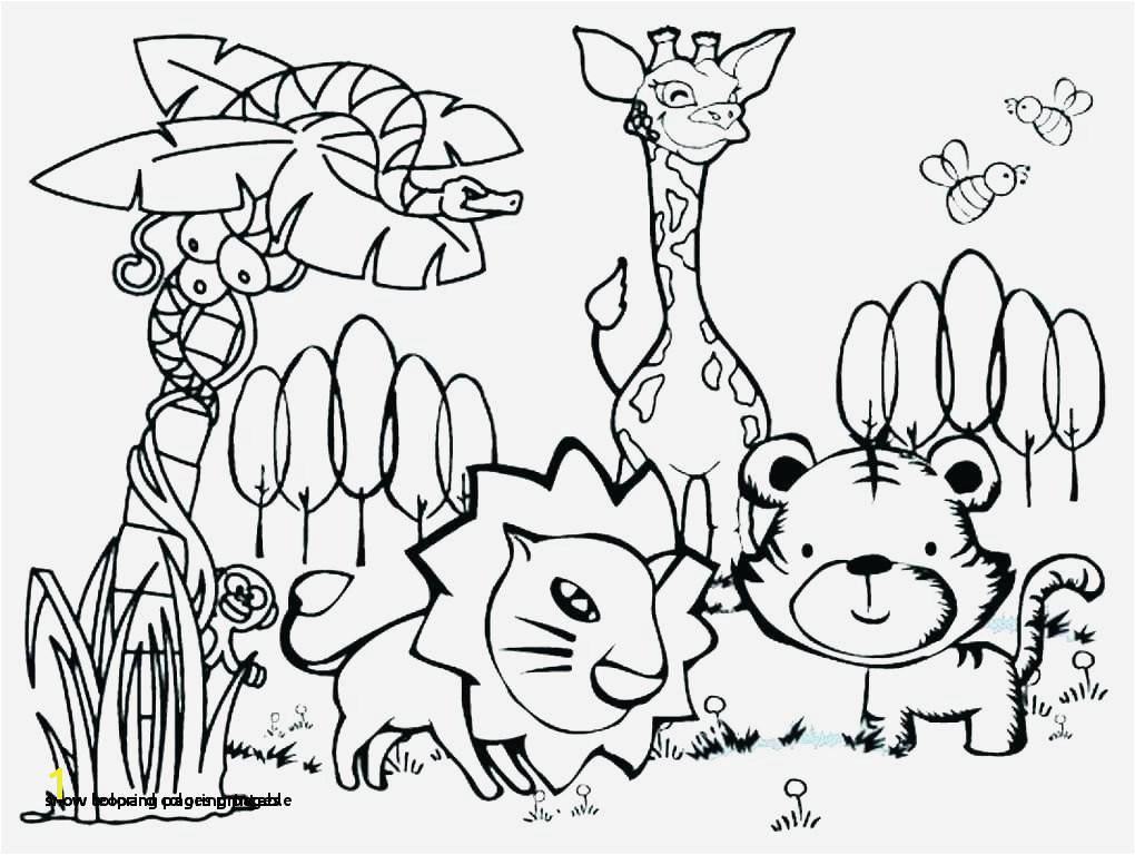 Snow Coloring Pages Printable Snow Leopard Coloring Pages Coloring Printables 0d – Fun Time