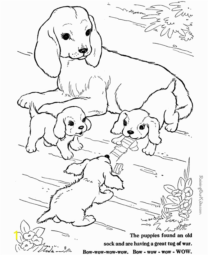 printable cute baby animal coloring pages