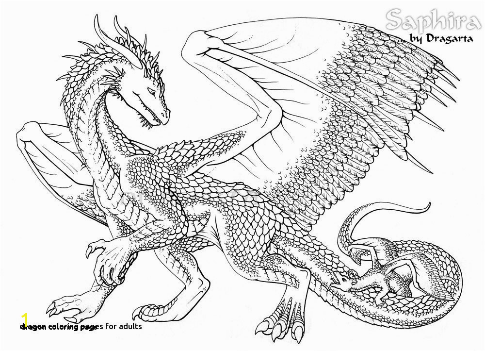 Dragon Coloring Page Realistic Dragon Coloring Pages for Adults 20 Awesome Chinese Dragon