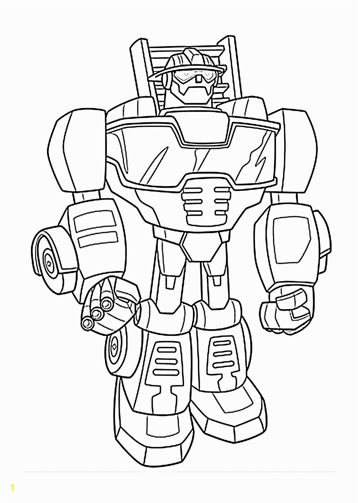 Rescue Bots Heatwave Coloring Page Rescue Bots Coloring Pages Sample thephotosync
