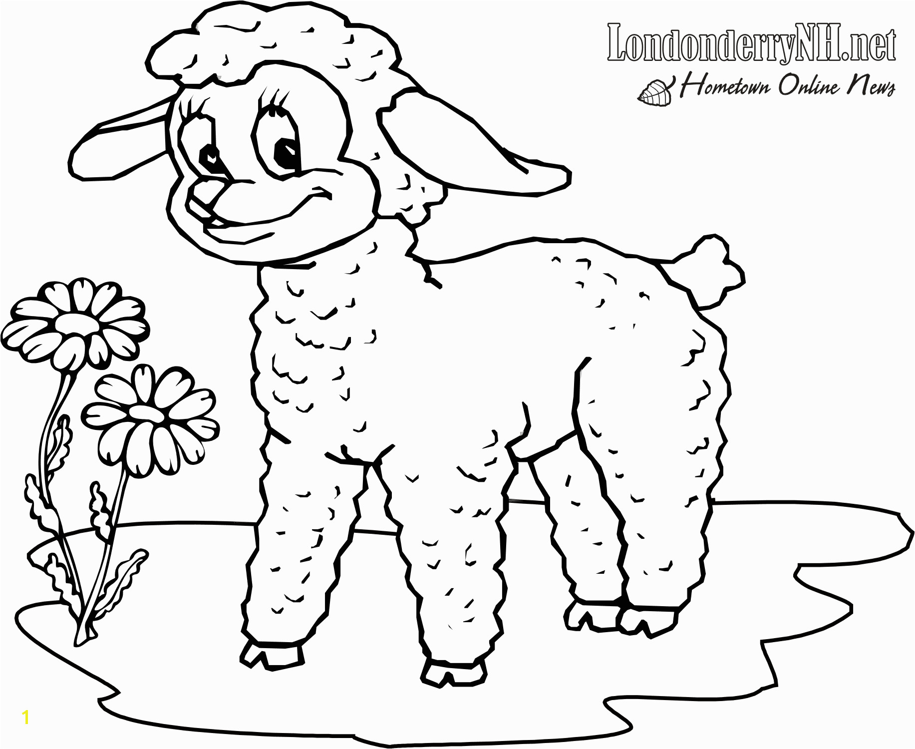 Lion Lamb Coloring Page Lion and Lamb Coloring Pages Democraciaejustica