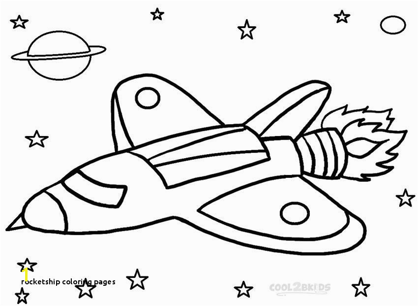 Rocketship Coloring Pages Space Coloring Pages New Printable Rocket Ship Coloring Pages for