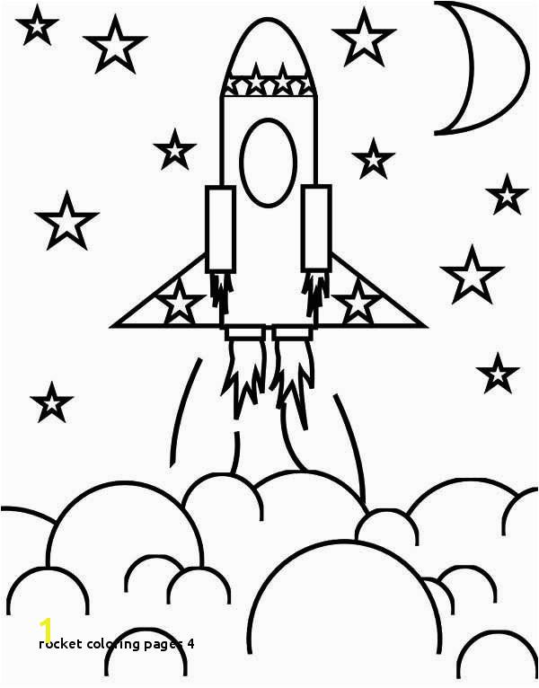 Rocket Coloring Pages 4 Rocket Ship Coloring Page Rocket Coloring Pages Unique Free