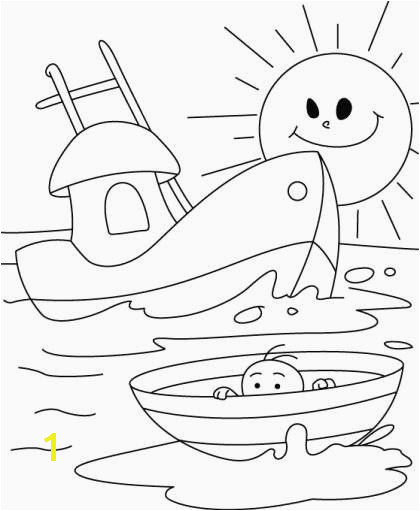 Rocket Coloring Pages Unique Free Ship Coloring Related Post