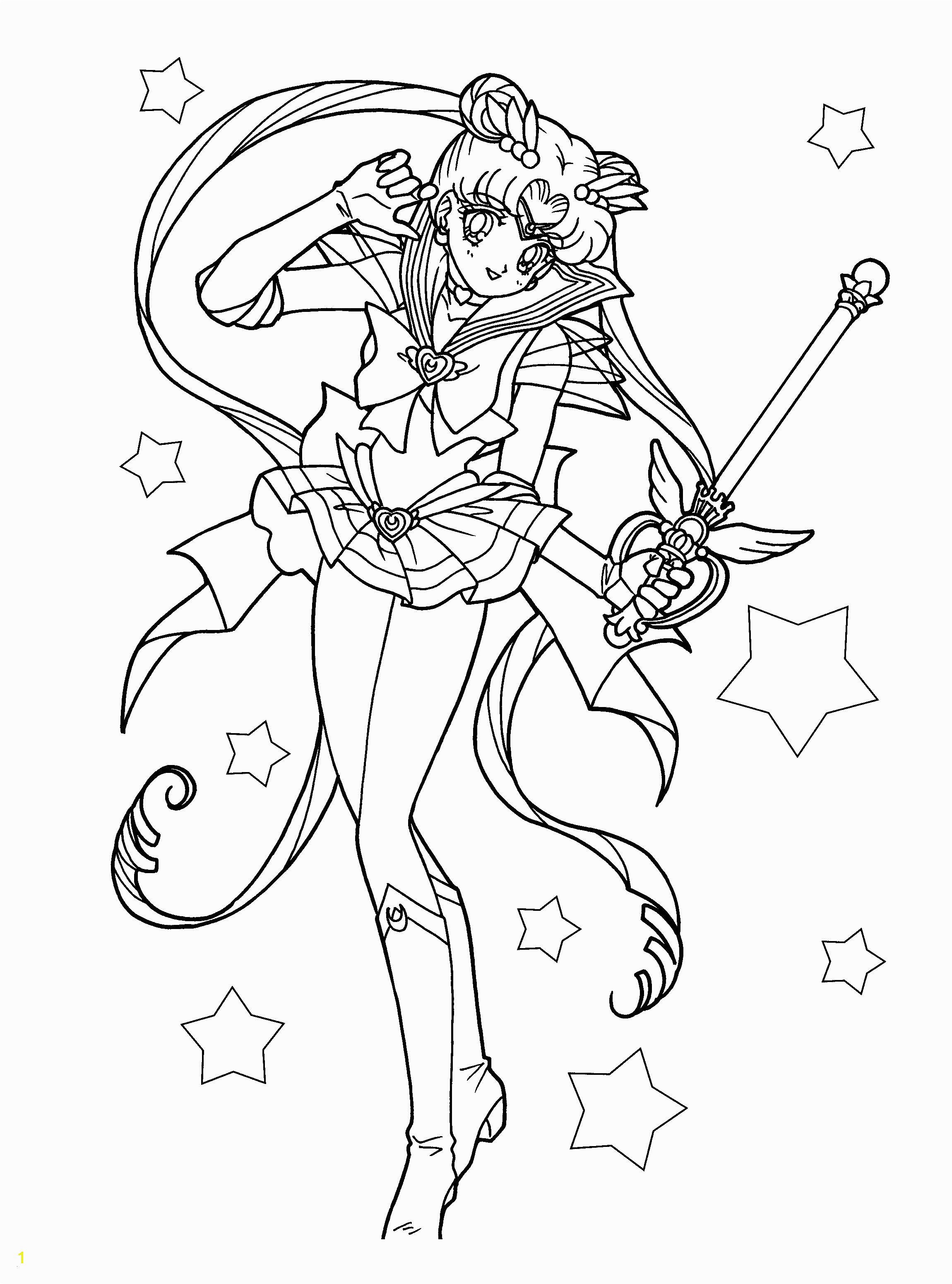 Ausmalbilder Sailor Moon Schön Sailormoon Coloring Pages Coloring Pages Pinterest Best Sailor