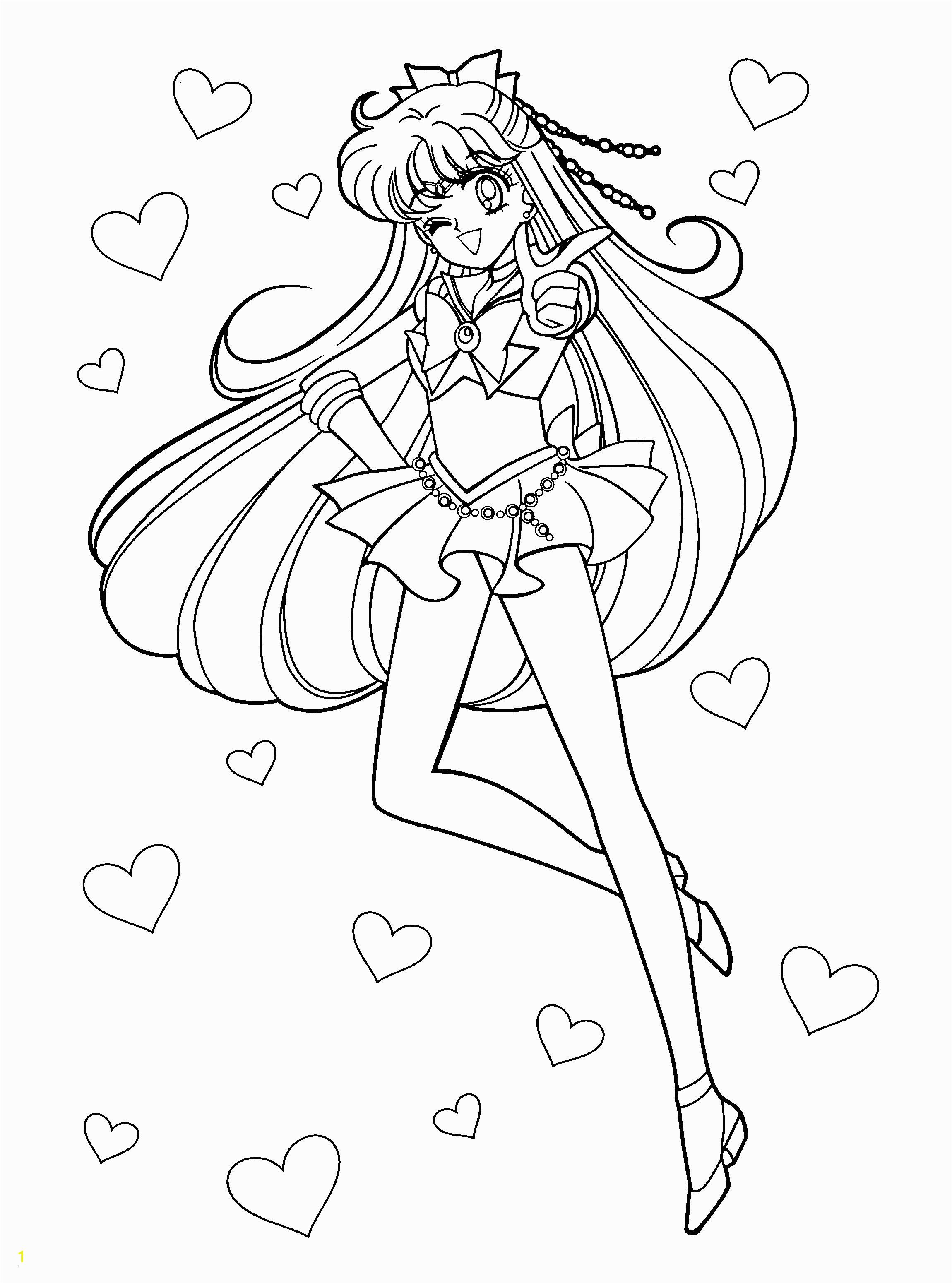 Sailor Mini Moon Coloring Pages Sailor Mini Moon Coloring Pages Coloring Pages Coloring Pages