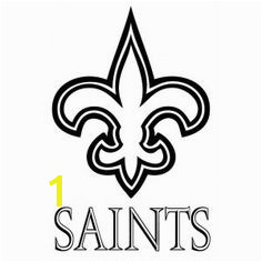 Fleur de lis decal New Orleans Saints by SwampKatKreations on Etsy melissa lytle · NFL coloring pages