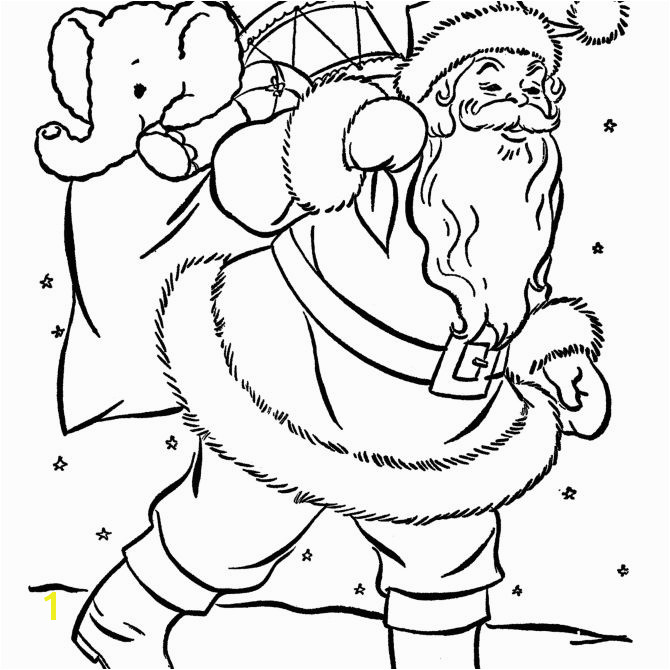 Christmas Coloring Pages at Raising Our Kids