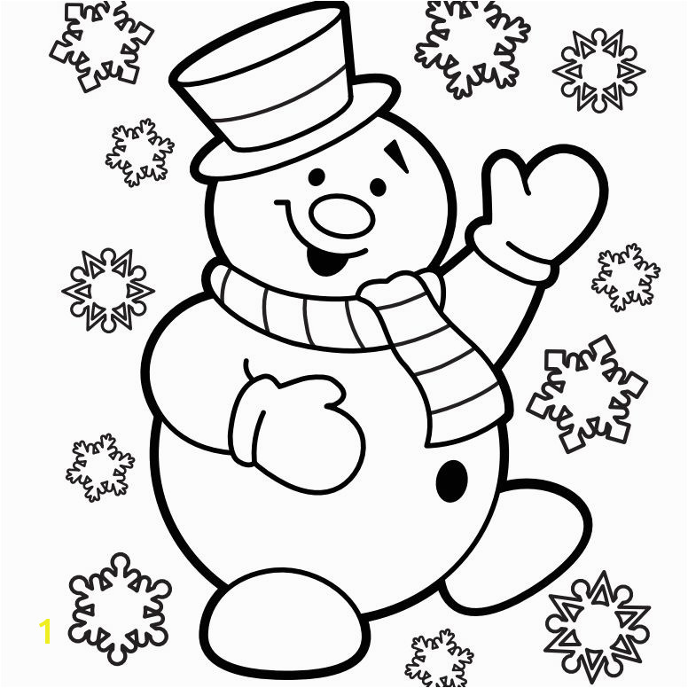 Free N Fun Christmas Coloring Pages