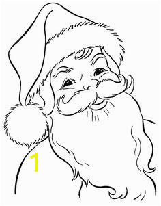 Free printable santa claus coloring pages for kids These coloring pages also remind children to