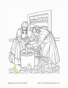 Sarah Plain and Tall Coloring Pages 1