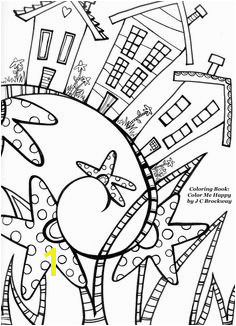 Free Coloring Page from Adult Coloring Worldwide From the Color Me Happy a coloring