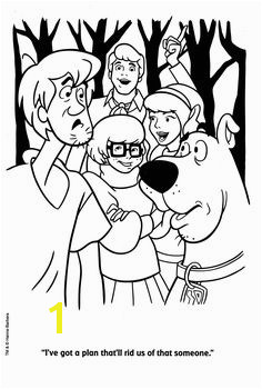 Scooby Doo 30 Coloring For Boys Coloring Pages