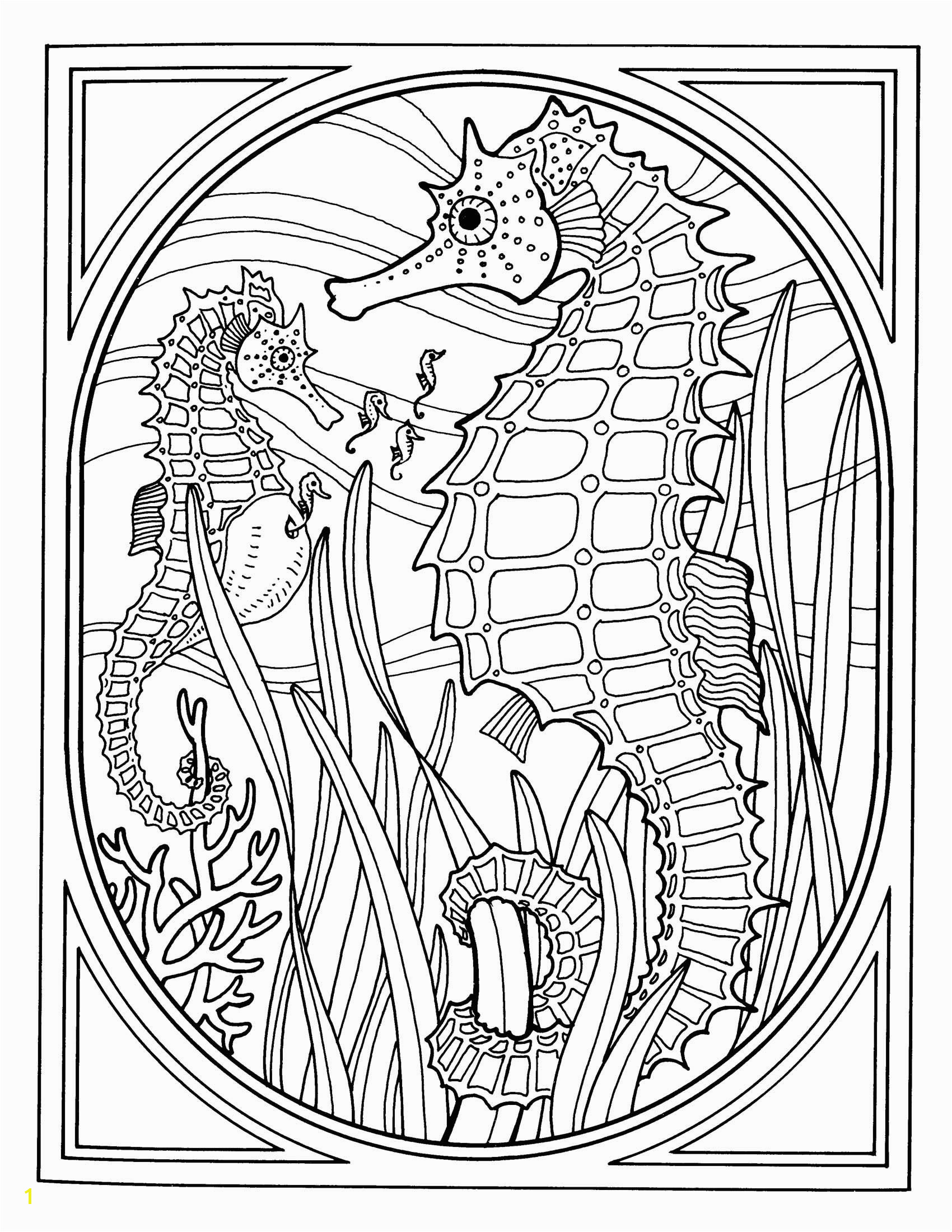 Frei Druckbare Kinder Malvorlagen Erstaunlich Free Printable Sea Life Coloring Pages tony Diterlizzi Never