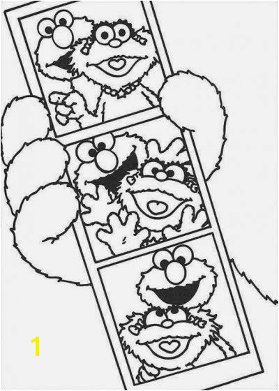 Elmo Zoe picture Elmo Zoe picture line Coloring Pages