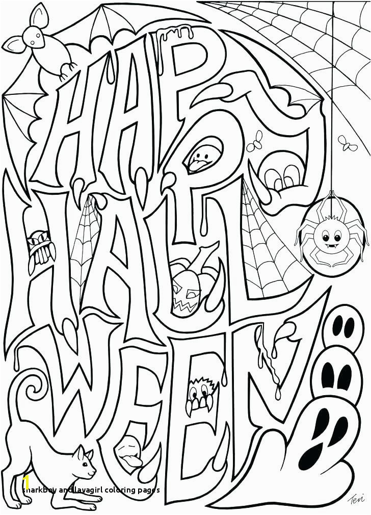 Sharkboy and Lavagirl Coloring Pages Sharkboy and Lavagirl Coloring Pages to Print Fresh Boy and Girl