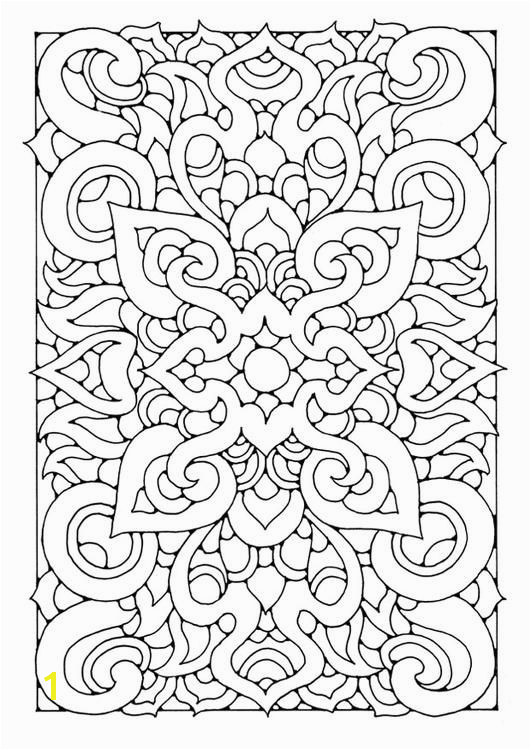 Think How Awesome This Would Be Embroidered Coloring Page Mandala Silly Sally Coloring Pages