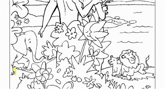 Interesting Sin Achan Coloring Pages Adam And Eve Were Called To Rule Hidden