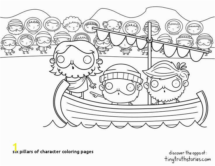 Six Pillars Character Coloring Pages Awesome 163 Best Coloring