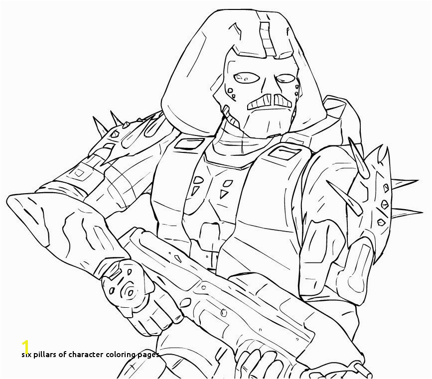 Six Pillars Character Coloring Pages Six Pillars Character Coloring Pages Awesome 163 Best Coloring