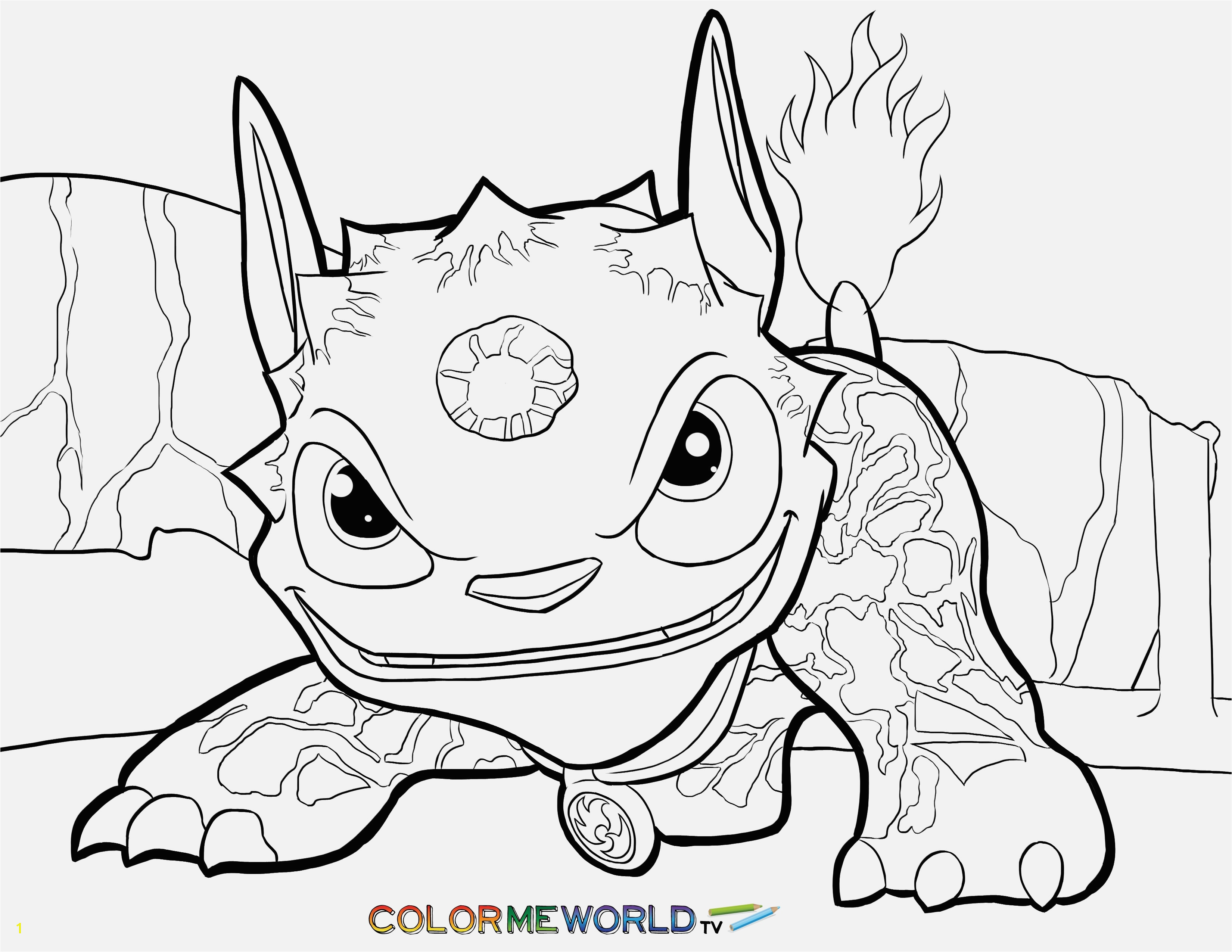 Skylander Coloring Pages Free Printable Pitbull Coloring Pages Awesome 97 Best Coloring Pages – Fun Time