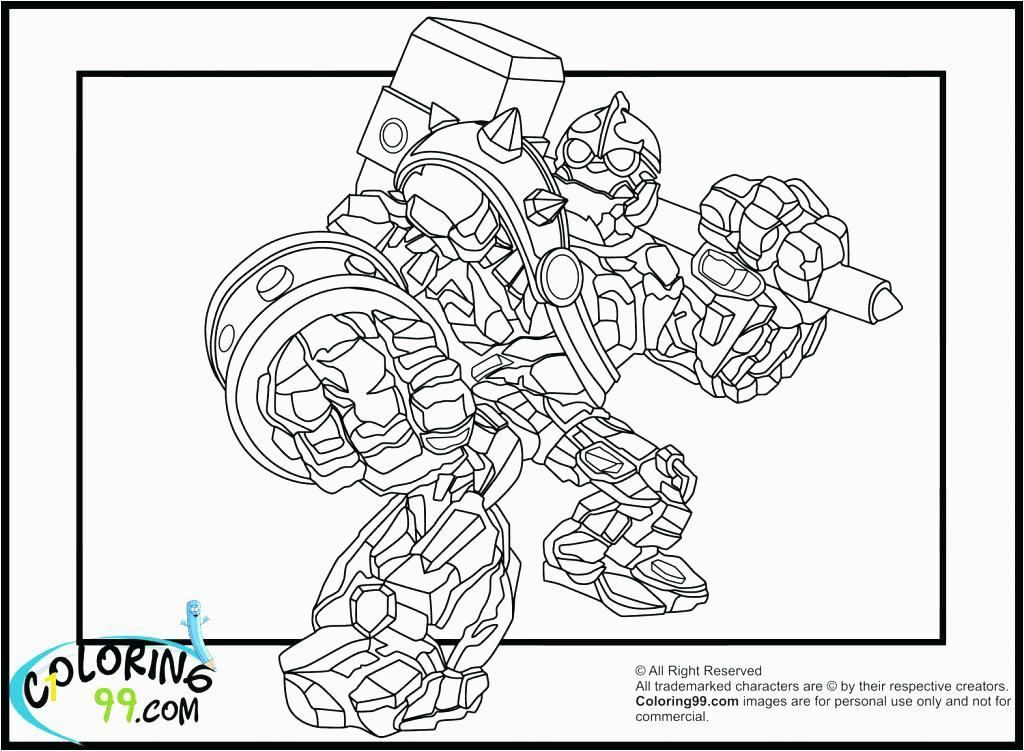 best of skylanders giants coloring pages for new giants coloring pages and crusher hot head 89