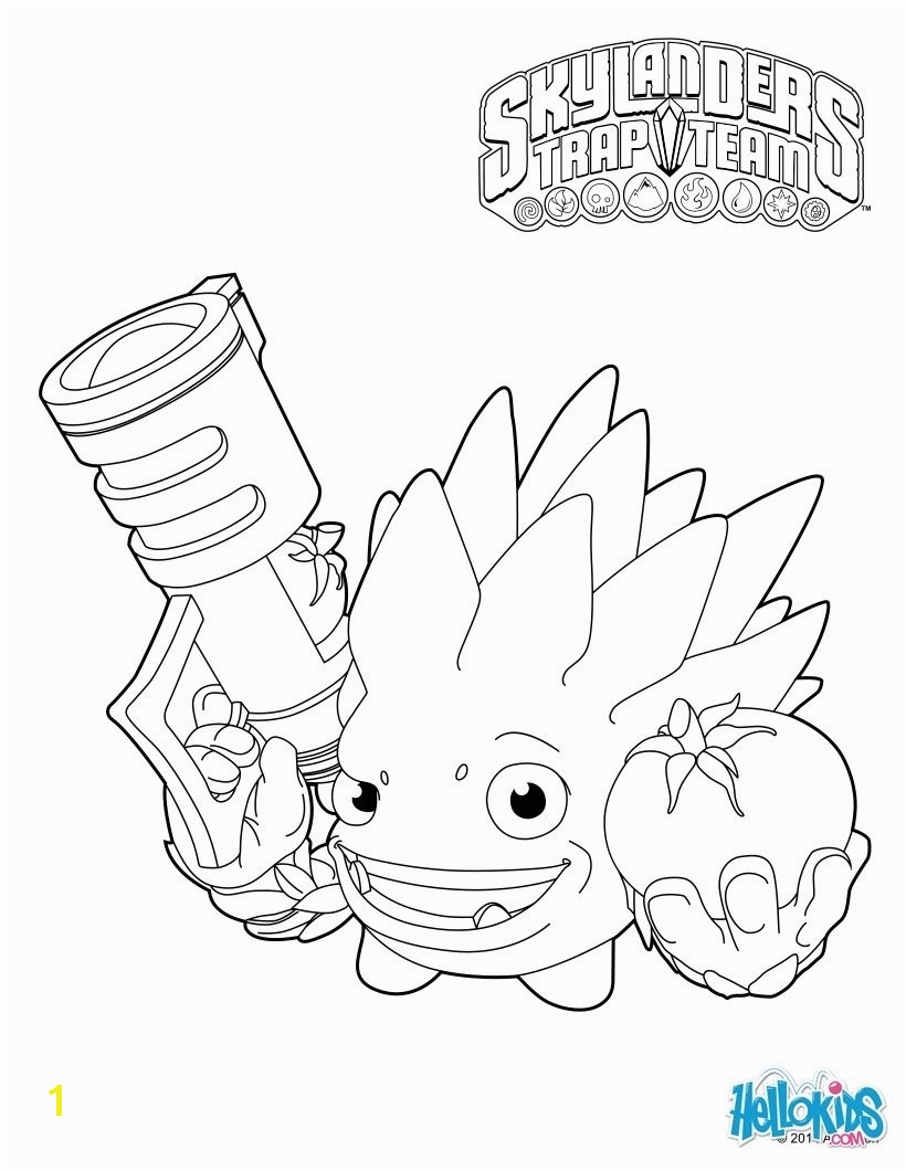 Skylanders Swap force Coloring Pages Stink Bomb Elegant New Skylanders Swap force Coloring Pages Gallery Pexels