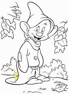 Sneezy Dwarf Coloring Pages 151 Best Dopey I Love Images On Pinterest