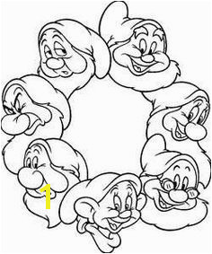 disney snow white and the seven dwarfs coloring pages seven dwarfs coloring pages 3