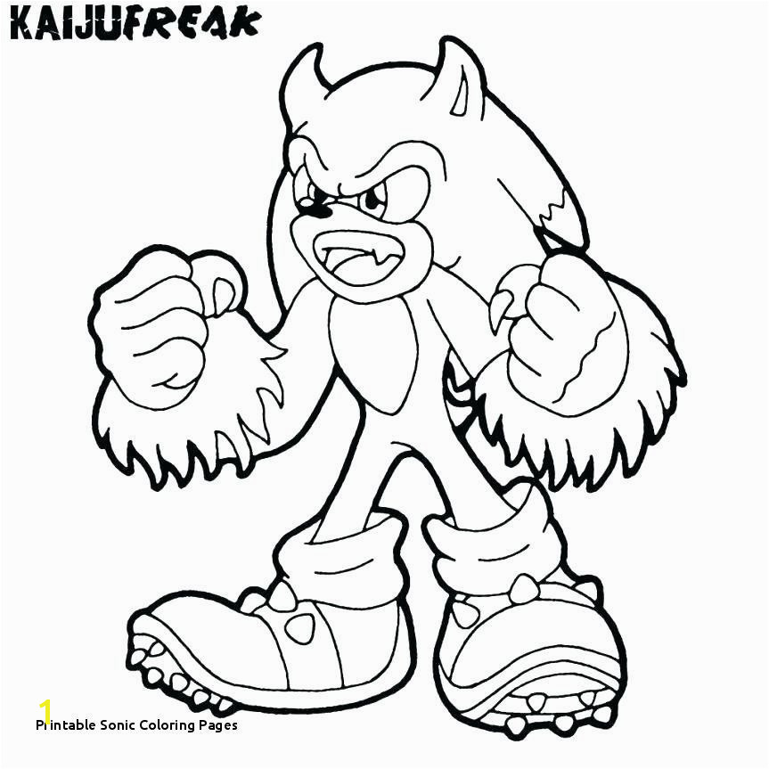 Printable sonic Coloring Pages Knuckles Coloring Pages sonic Boom
