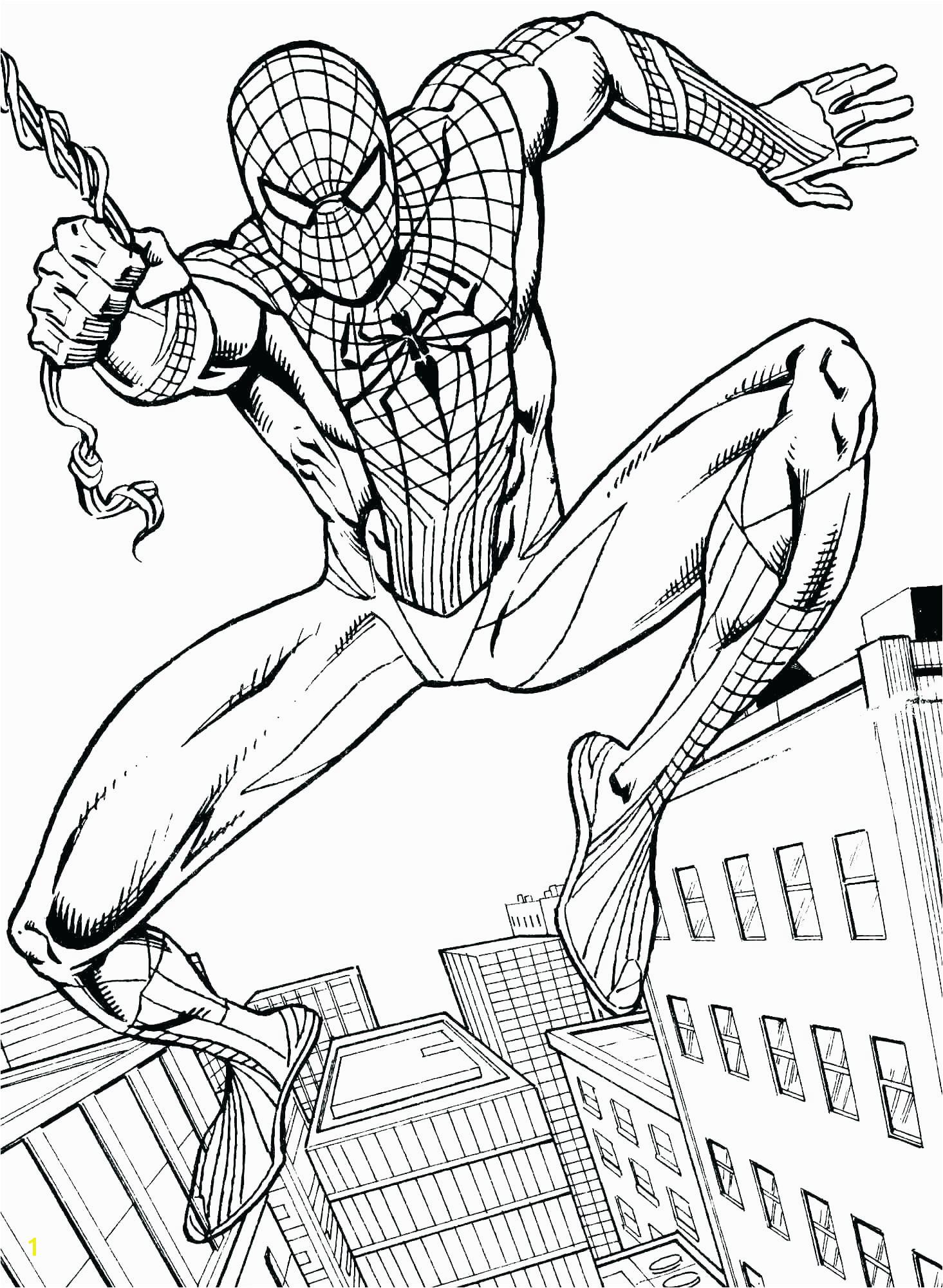 Spider Man and Sandman Coloring Pages | divyajanani.org