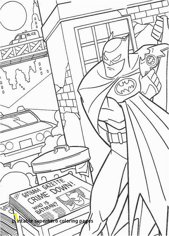 coloring pages ws superhero coloring pages awesome 0 0d