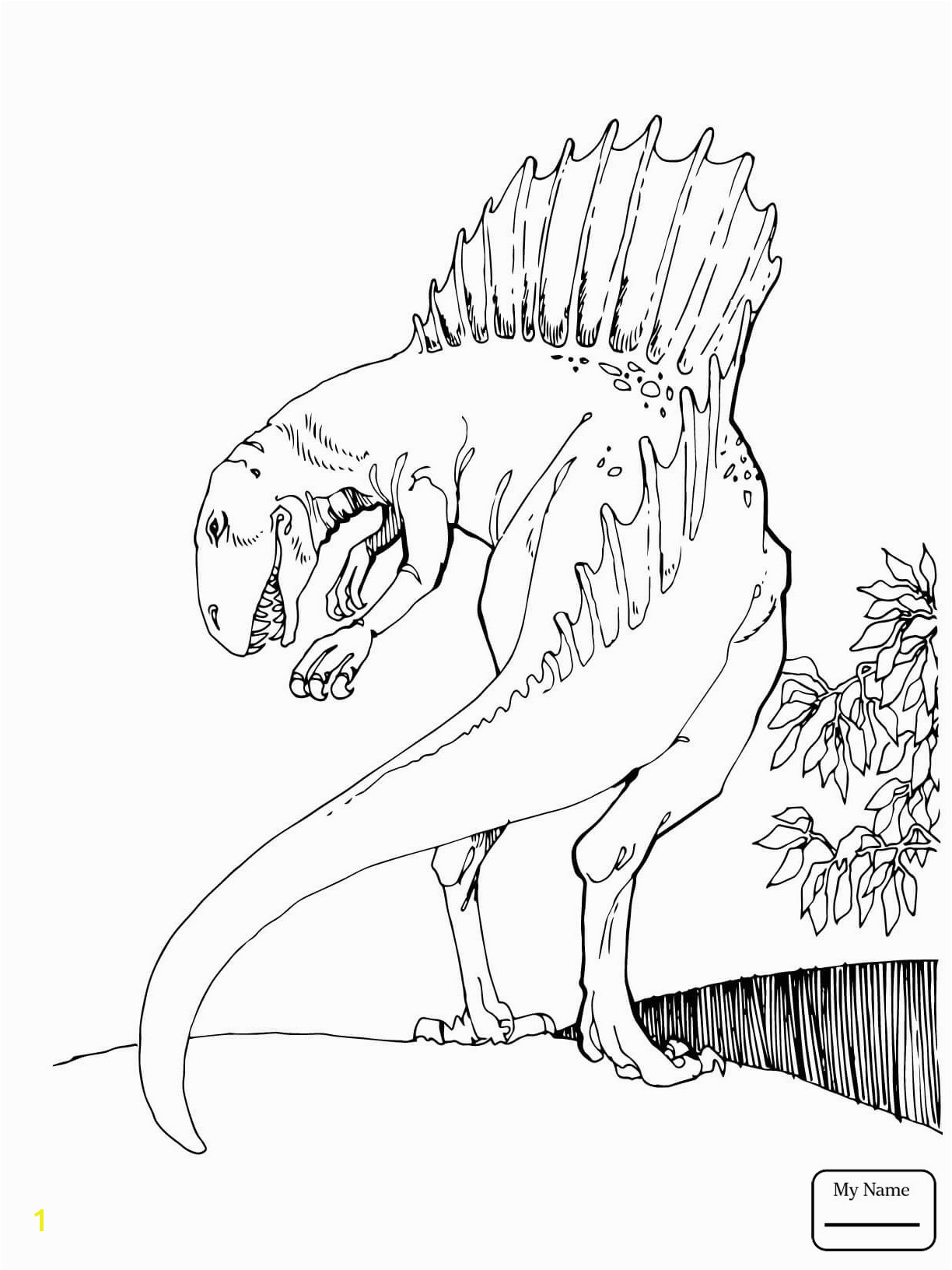 14 Awesome Tyrannosaurus Rex Coloring Page S Luxus T Rex Ausmalbilder
