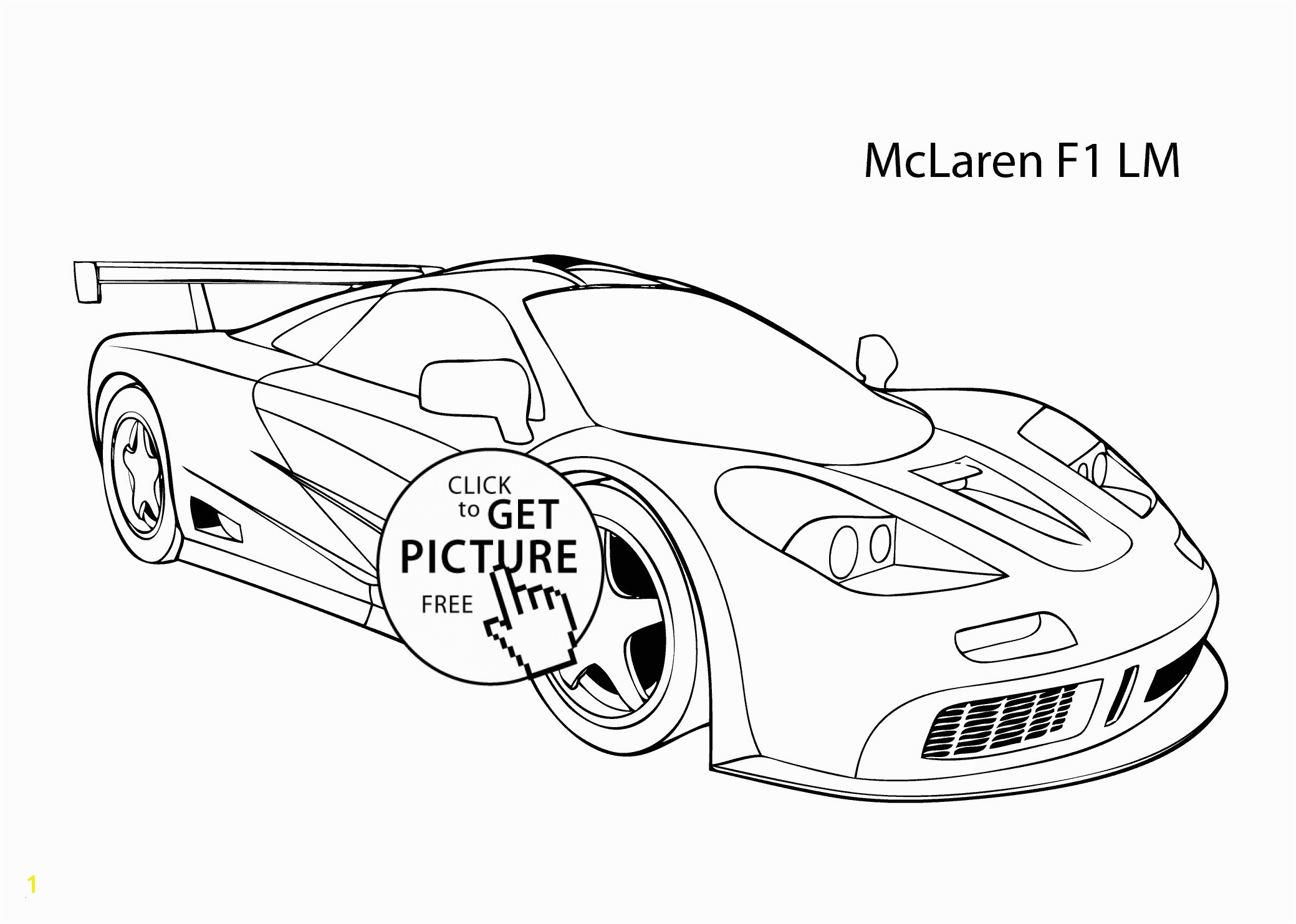 Coloring Pages Sports Cars Lovely Car Coloring Page Printable Free Coloring Library