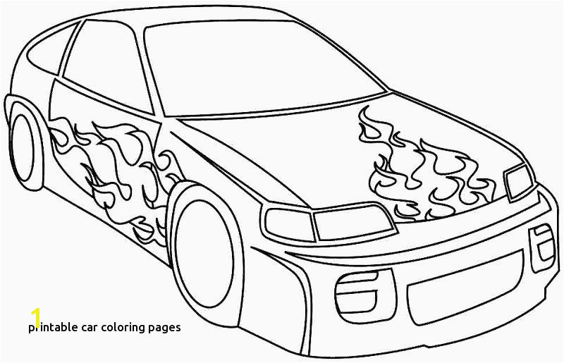 Car Vehicle Coloring Pages Beautiful Related Post