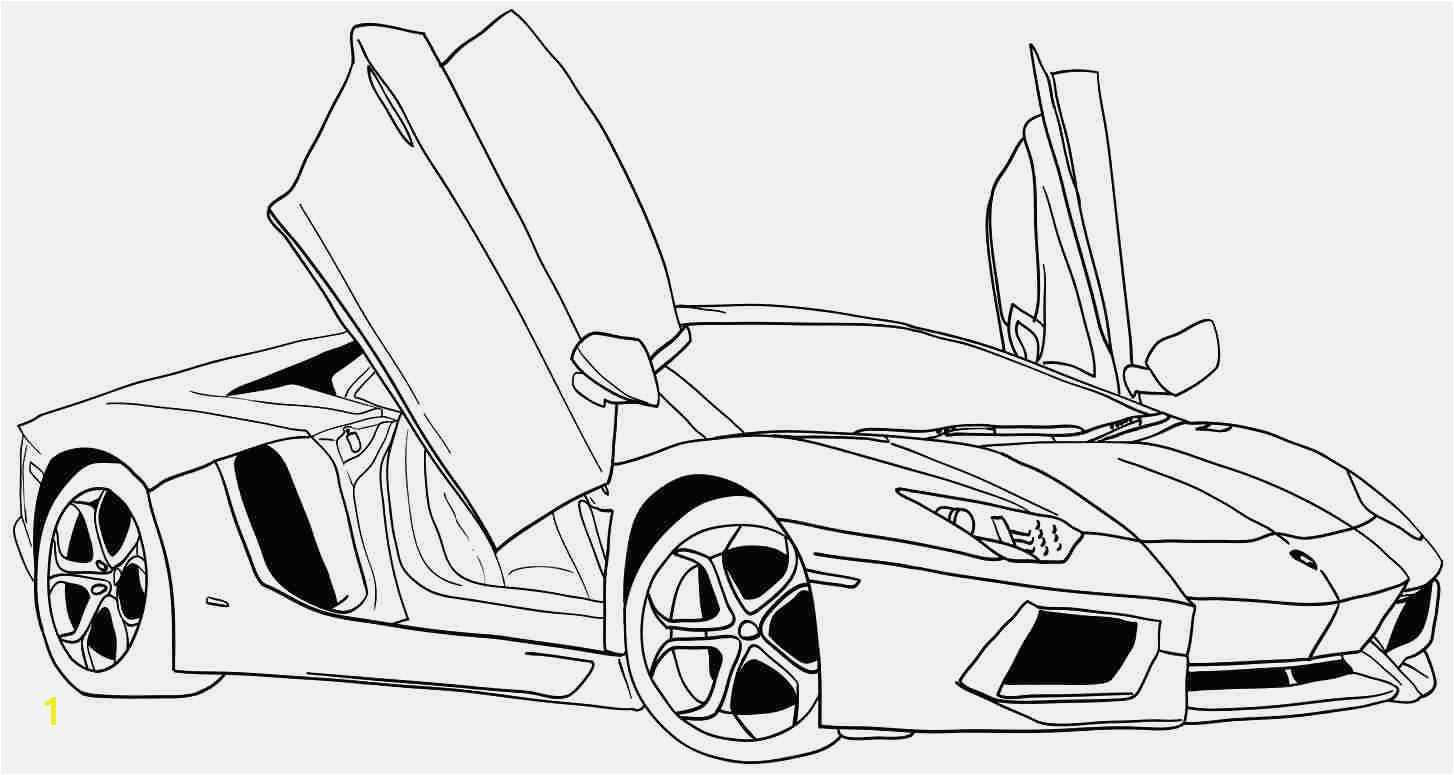 Lamborghini Coloring Pages Free Print Coloring Pages Sports Cars to Print Lamborghini Coloring Pages the