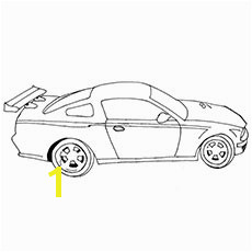 Top 20 Free Printable Sports Car Coloring Pages line
